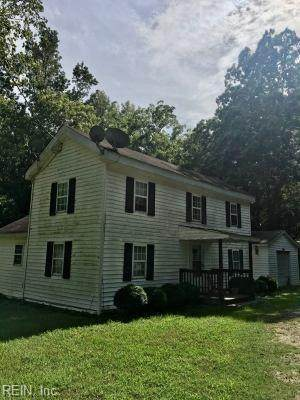 11474 Old Belfield Rd, Southampton County, VA 23844 (#10337409) :: Abbitt Realty Co.