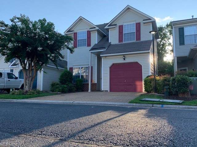 27 Camellia Ln, Hampton, VA 23663 (#10337560) :: RE/MAX Central Realty