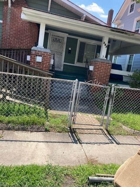 203 Poplar Ave, Norfolk, VA 23523 (MLS #10338816) :: AtCoastal Realty
