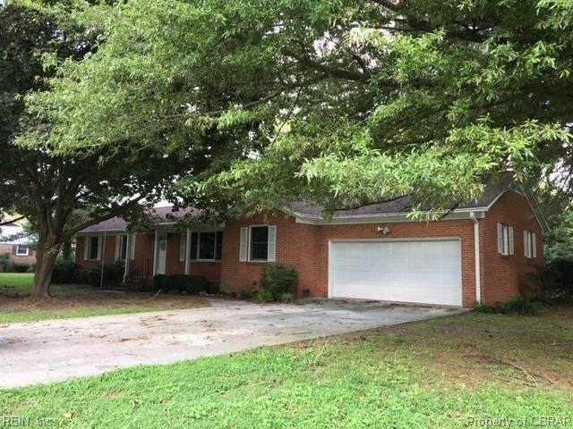 50 Dinwiddie Way, Mathews County, VA 23035 (#10338822) :: AMW Real Estate