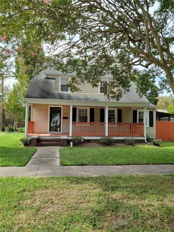 47 Prospect Pw, Portsmouth, VA 23702 (#10339452) :: AMW Real Estate