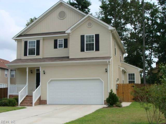 8155 Billings Ct, Gloucester County, VA 23072 (#10339453) :: Kristie Weaver, REALTOR