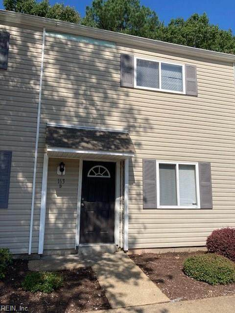 163 Delmar Ln D, Newport News, VA 23608 (#10339987) :: Atkinson Realty