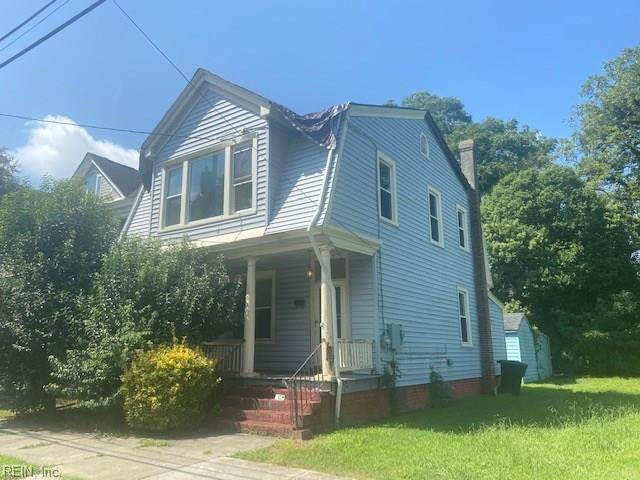 62 Elm Ave, Portsmouth, VA 23704 (#10340028) :: Berkshire Hathaway HomeServices Towne Realty
