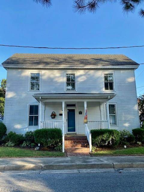 305 West Third Ave, Franklin, VA 23851 (#10340114) :: Gold Team VA