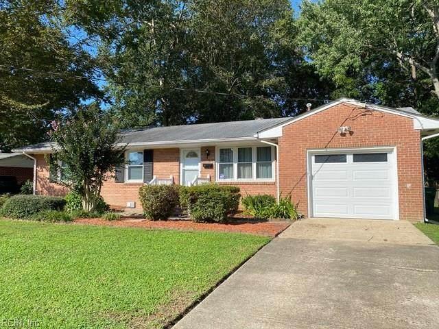 885 Lucas Creek Rd, Newport News, VA 23608 (#10340129) :: Berkshire Hathaway HomeServices Towne Realty