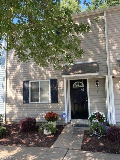 163 Delmar Ln B, Newport News, VA 23608 (#10340585) :: Atkinson Realty
