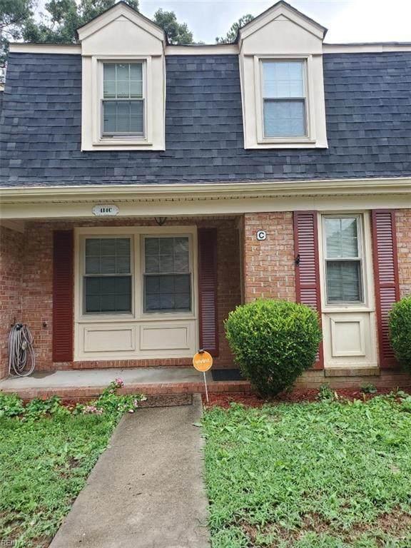 414 Hustings Ln C, Newport News, VA 23608 (#10340823) :: The Kris Weaver Real Estate Team