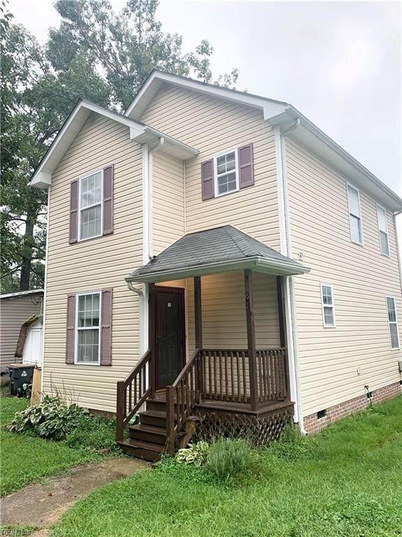 26 Wallace Rd, James City County, VA 23185 (#10340954) :: Abbitt Realty Co.