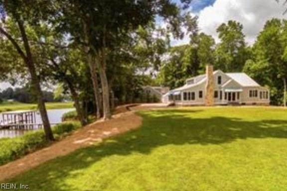 215 Water Pointe Way, Suffolk, VA 23434 (#10341128) :: AMW Real Estate