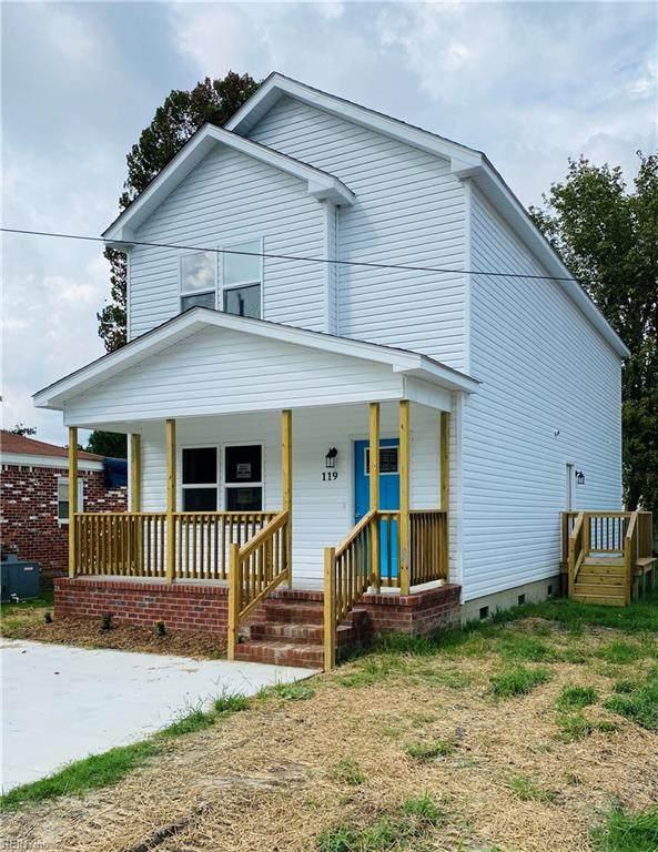 116 Charlotte Ave, Suffolk, VA 23434 (#10341323) :: AMW Real Estate