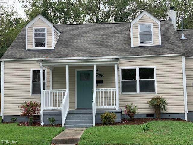 4505 Bankhead Ave, Norfolk, VA 23513 (#10341398) :: Momentum Real Estate
