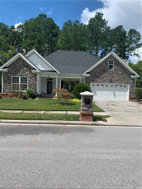 524 Fallen Leaf Ln, Chesapeake, VA 23320 (#10341499) :: Austin James Realty LLC