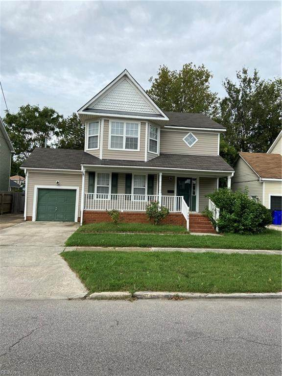 1260 W 27th St, Norfolk, VA 23508 (#10341503) :: Avalon Real Estate