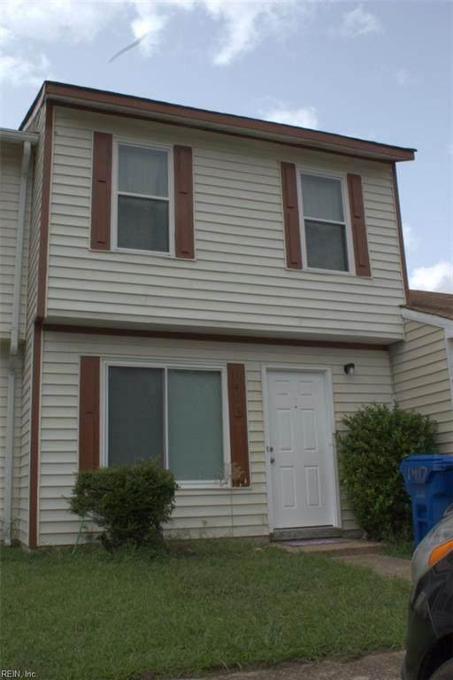 1417 Sangaree Cir, Virginia Beach, VA 23464 (MLS #10341828) :: AtCoastal Realty