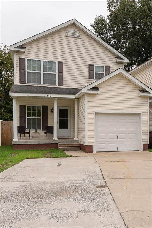 958 Railroad Ave, Chesapeake, VA 23324 (#10341829) :: Abbitt Realty Co.