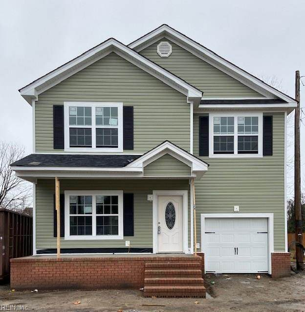 2 Oakcrest St, Portsmouth, VA 23702 (#10341841) :: Avalon Real Estate