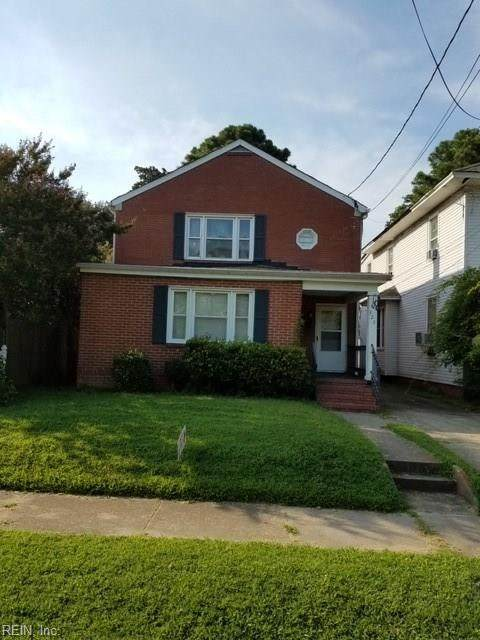 325 58th St, Newport News, VA 23607 (#10341976) :: Abbitt Realty Co.