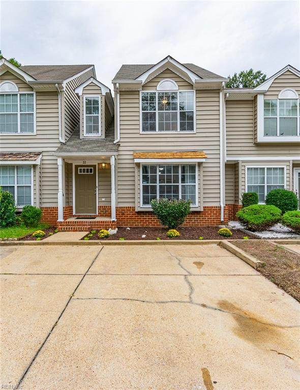 22 Madrone Pl, Hampton, VA 23666 (#10342010) :: Community Partner Group