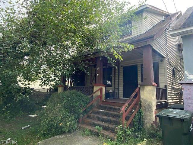 409 W 26th St, Norfolk, VA 23514 (#10342271) :: AMW Real Estate