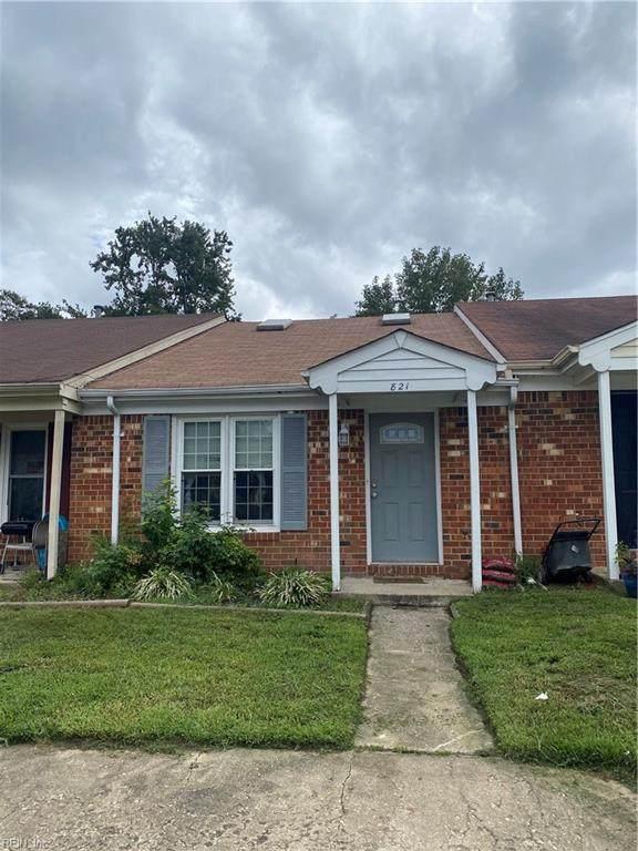 821 Wickford Dr, Chesapeake, VA 23320 (#10342328) :: AMW Real Estate