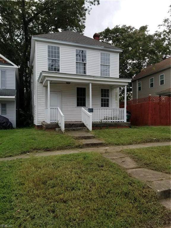 2011 Chestnut Ave, Newport News, VA 23607 (#10342509) :: Rocket Real Estate