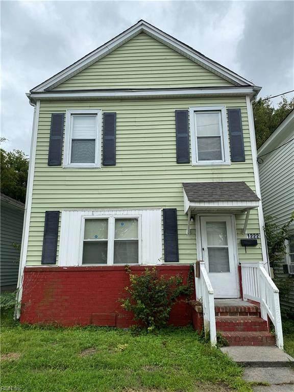 1222 29th St, Newport News, VA 23607 (#10342597) :: Rocket Real Estate
