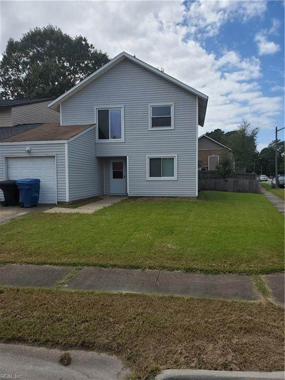 701 Roosevelt Ave, Virginia Beach, VA 23452 (#10342630) :: Avalon Real Estate