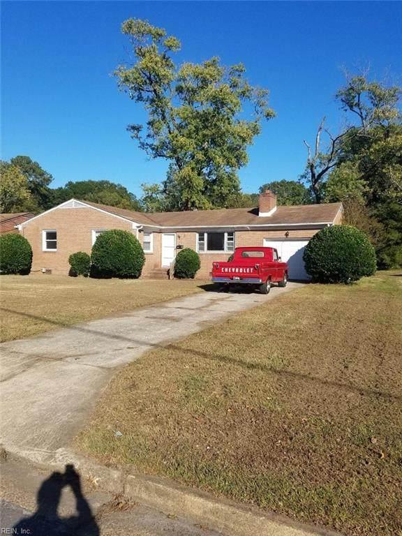 8 Nathan St, Hampton, VA 23669 (#10342676) :: Berkshire Hathaway HomeServices Towne Realty