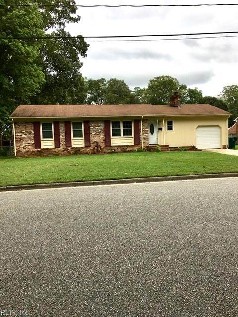 862 Elder Rd, Newport News, VA 23608 (MLS #10342747) :: AtCoastal Realty