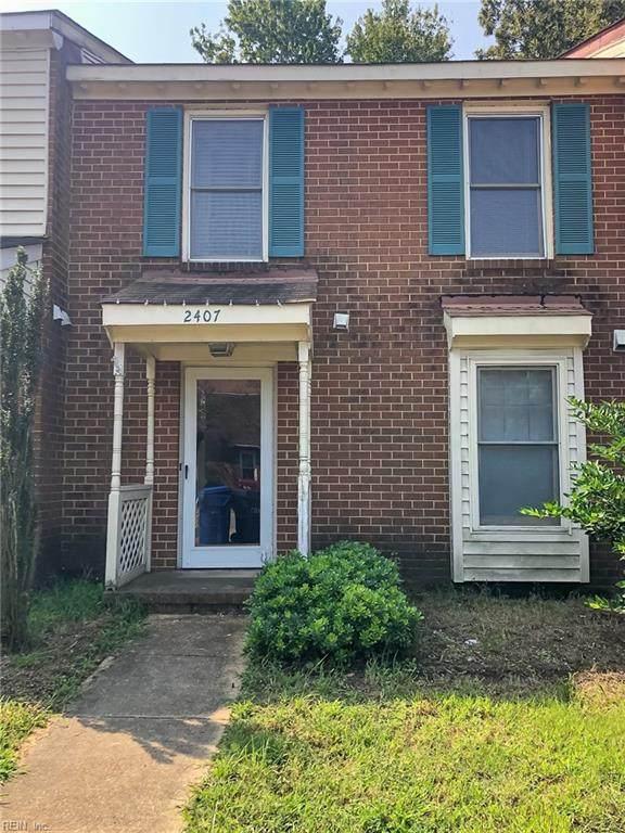 2407 Rennie Dr, Virginia Beach, VA 23454 (#10342842) :: Atlantic Sotheby's International Realty