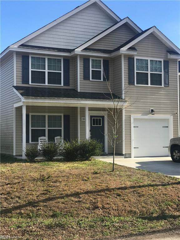 2100 Miller Ave, Chesapeake, VA 23320 (#10342859) :: The Kris Weaver Real Estate Team