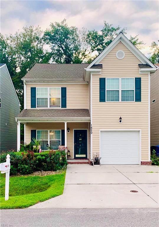 1820 Elizabeth Ave, Chesapeake, VA 23324 (#10342872) :: Gold Team VA