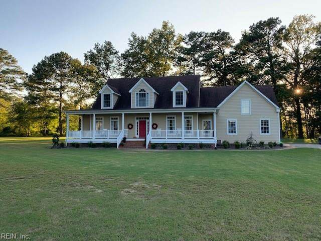 28236 Monroe Rd, Southampton County, VA 23851 (#10342922) :: The Kris Weaver Real Estate Team