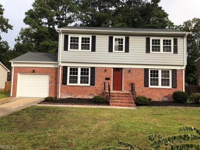 107 Quaker Rd, Hampton, VA 23669 (#10342952) :: RE/MAX Central Realty