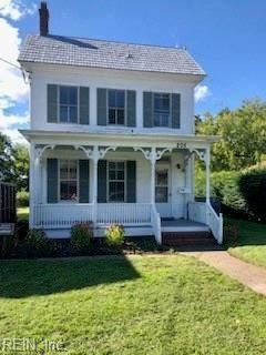 205 Beach Rd, Hampton, VA 23664 (#10343055) :: Avalon Real Estate
