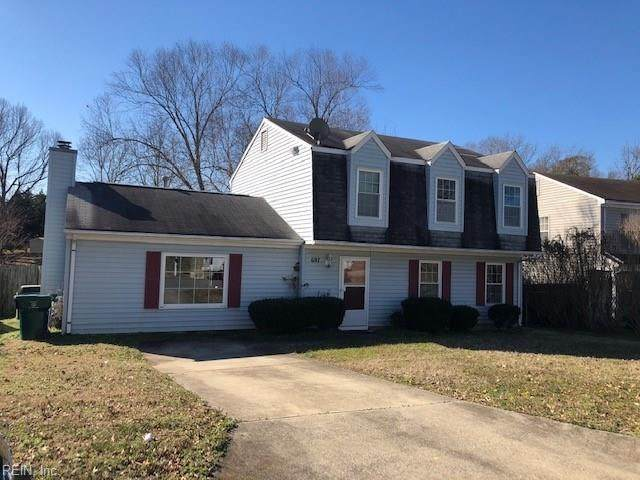 697 Trails Ln, Newport News, VA 23608 (#10343193) :: The Kris Weaver Real Estate Team