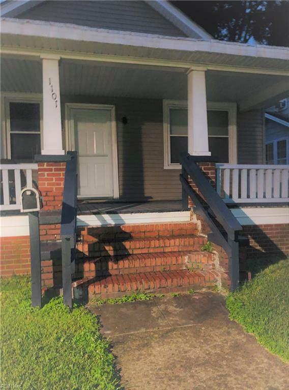 1101 Decatur St, Chesapeake, VA 23324 (#10343272) :: Gold Team VA
