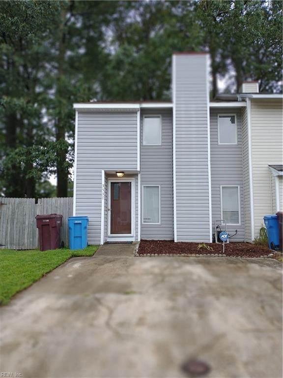 3537 Radford Cir, Chesapeake, VA 23321 (#10343545) :: Kristie Weaver, REALTOR