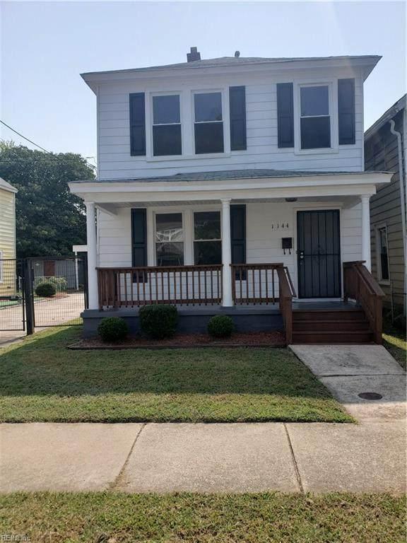 1144 30th St, Newport News, VA 23607 (#10343553) :: Rocket Real Estate