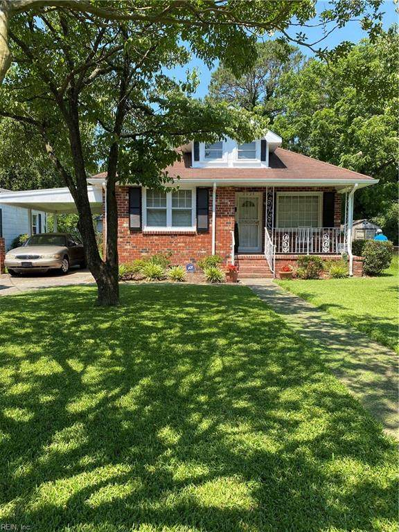2024 Evergreen Pl, Portsmouth, VA 23704 (#10343589) :: Austin James Realty LLC