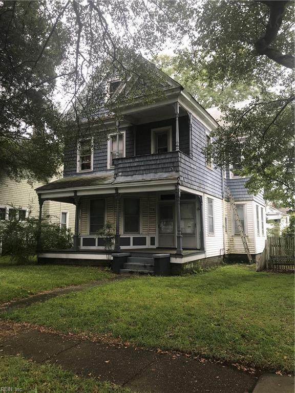 118 Florida Ave, Portsmouth, VA 23707 (#10343775) :: Momentum Real Estate