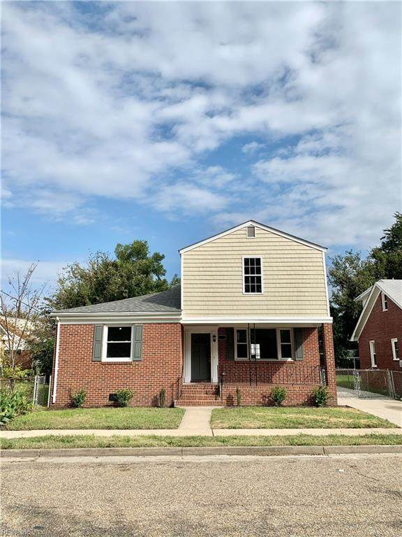 824 Palmer St, Portsmouth, VA 23704 (#10344482) :: Austin James Realty LLC