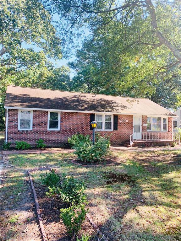 5930 Wickham Ave, Newport News, VA 23605 (#10344799) :: Abbitt Realty Co.