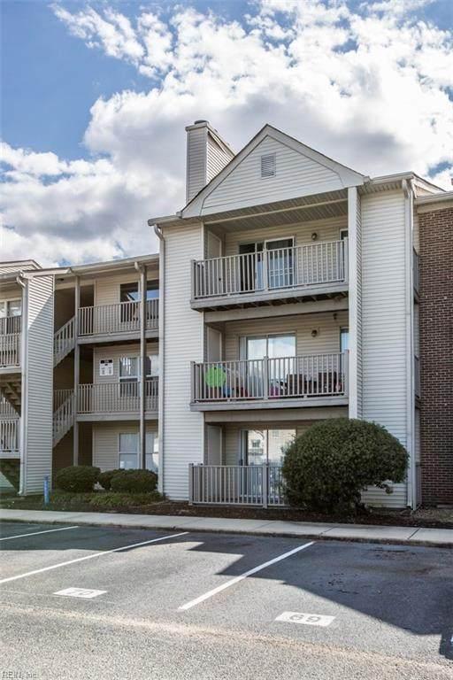 510 Thorncliff Dr #302, Newport News, VA 23608 (#10344890) :: Community Partner Group