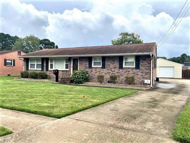 6 Hall Rd, Hampton, VA 23664 (#10344914) :: Encompass Real Estate Solutions