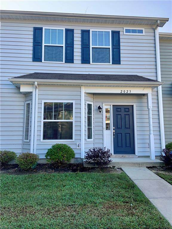 2023 Genevieve Trl, James City County, VA 23185 (#10345103) :: Kristie Weaver, REALTOR