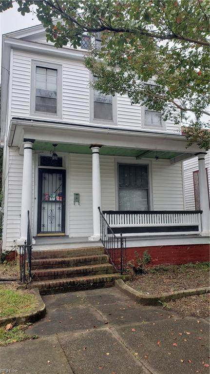 59 Elm Ave, Portsmouth, VA 23704 (#10345178) :: RE/MAX Central Realty