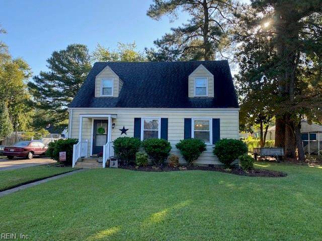 108 Smith Ave, Portsmouth, VA 23701 (#10345404) :: Abbitt Realty Co.