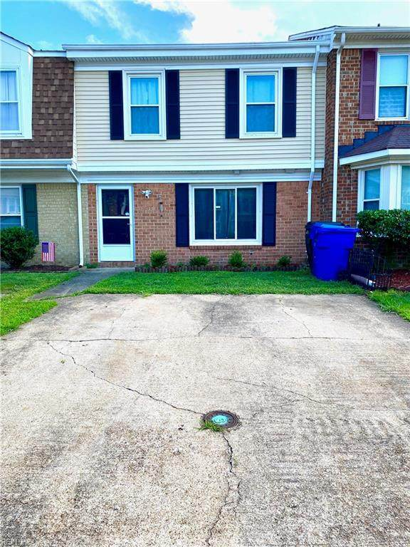 4059 Thomas Jefferson Dr, Virginia Beach, VA 23452 (#10345412) :: Kristie Weaver, REALTOR